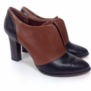 Banana Republic Ankle Booties Shoes Sz 7.5